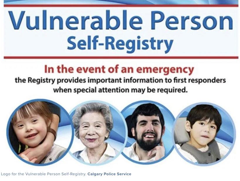 CKL Vulnerable Person Registry