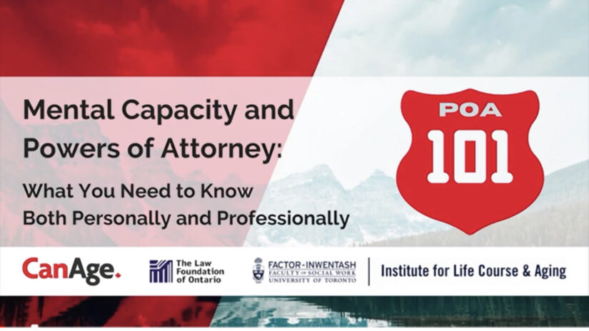 Mental Capacity and Powers of Attorney: What You Need to Know Both Personally and Professionally