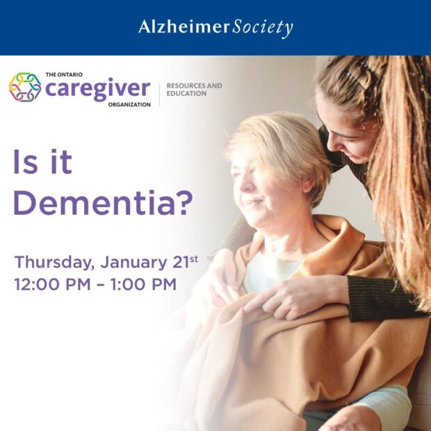 Is it dementia?